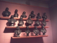Collection of Busts