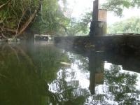 Agua Caliente - a little steamy, even in Guatemala