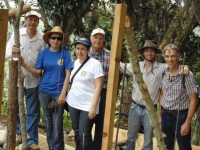 Rotary members and volunteers from Fort Collins and Chiquimula