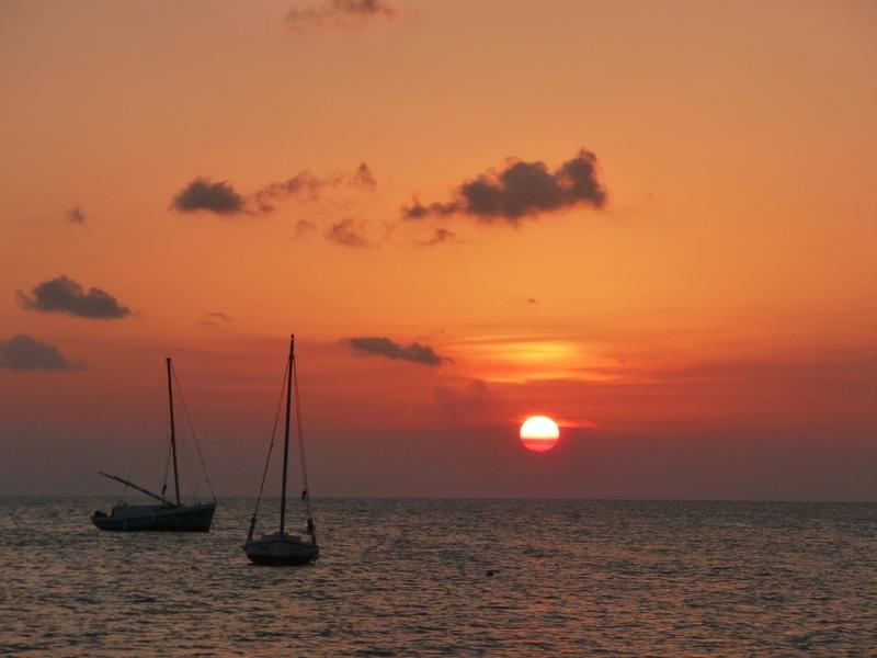 Sarteneja Sunset