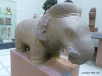 Elephant with Lion