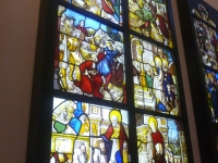 Stained glass from Mariawald