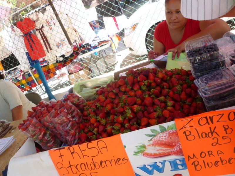 sayulita farmers market