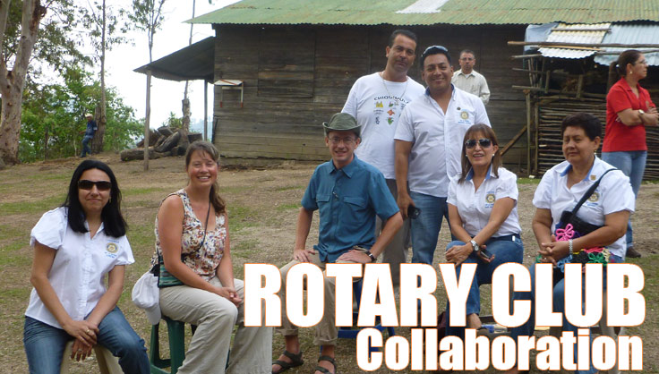 Rotary Club collaboration