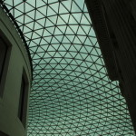 Ceiling at the British Museum