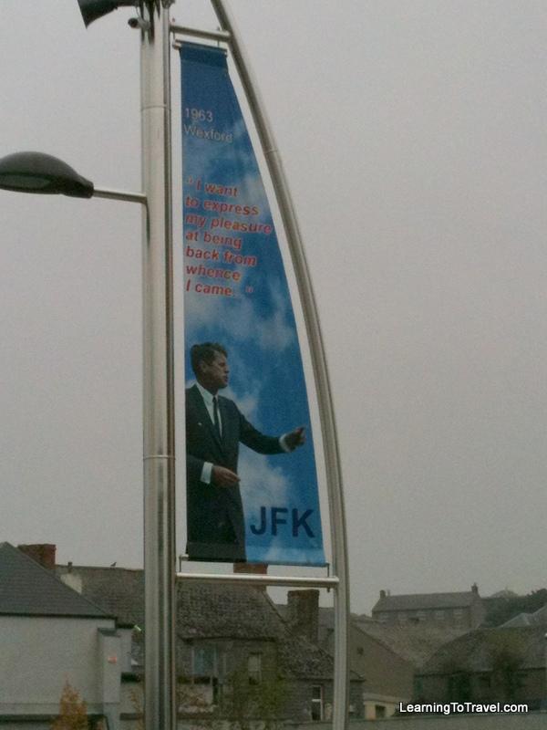 Kennedy in Ireland
