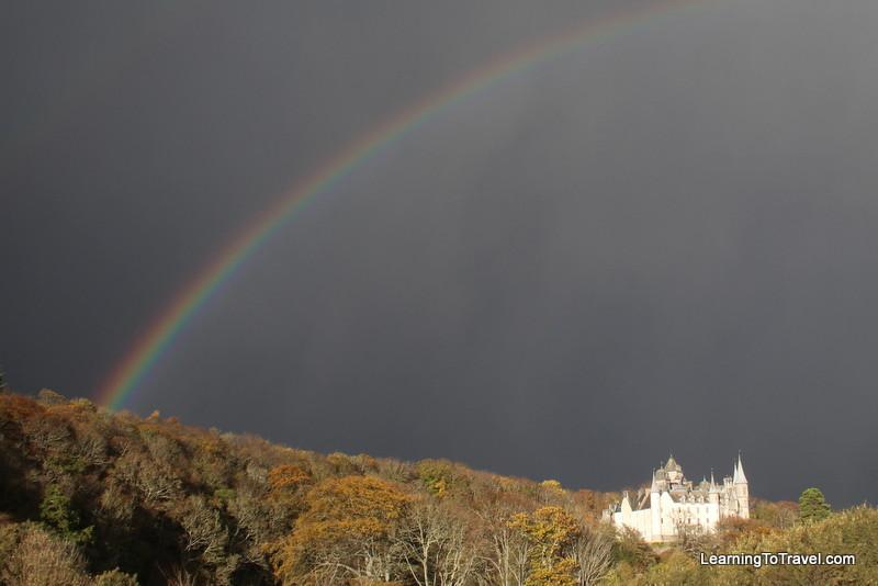 Dunrobbin Castle