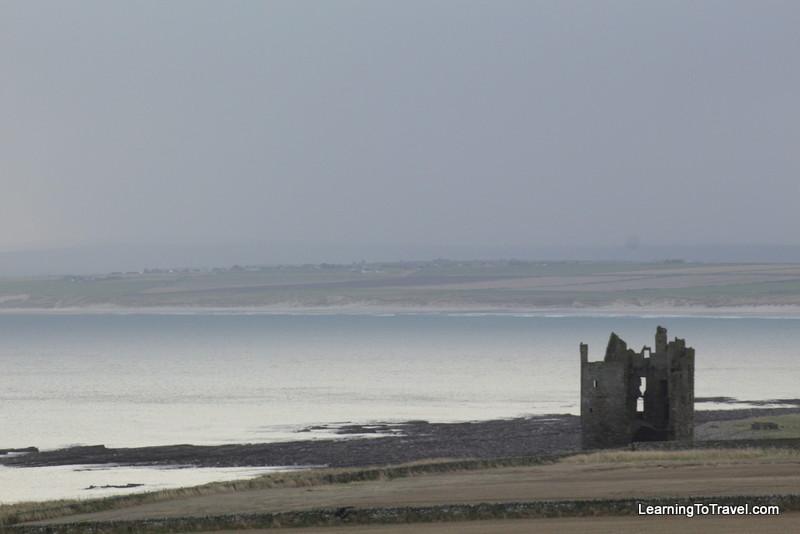 Scottish Tower Ruins