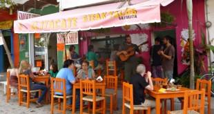 El Itacate Steak Tacos in Sayulita Mexico