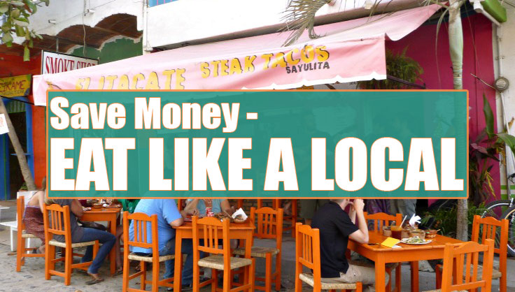 Save Money By Eating Like A Local