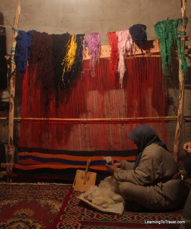 Berber Weaver