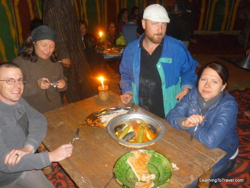 Bedouin Camp Dinner