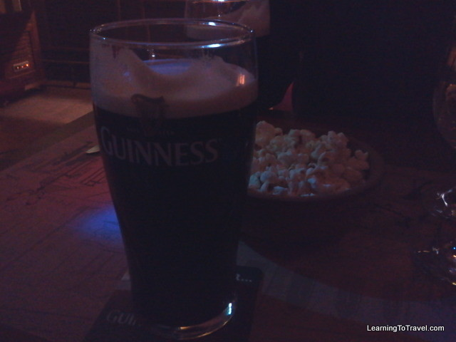 New Year's Guiness