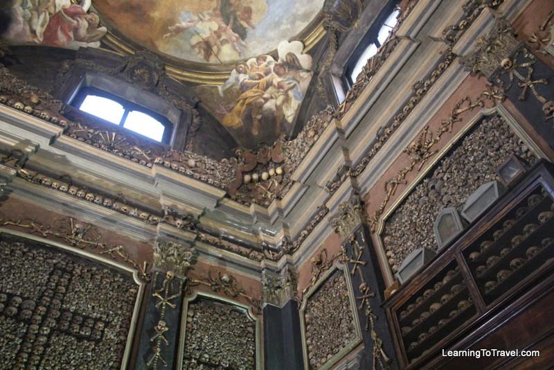 Ossuary at San Bernardino - Milano