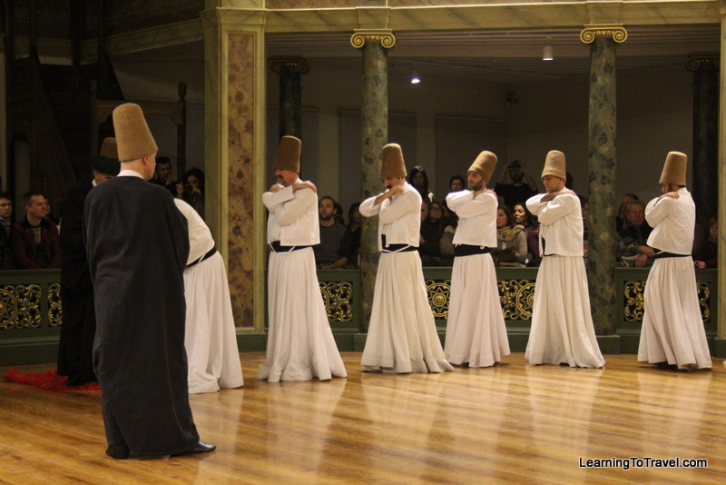 Whirling Dervish Sema