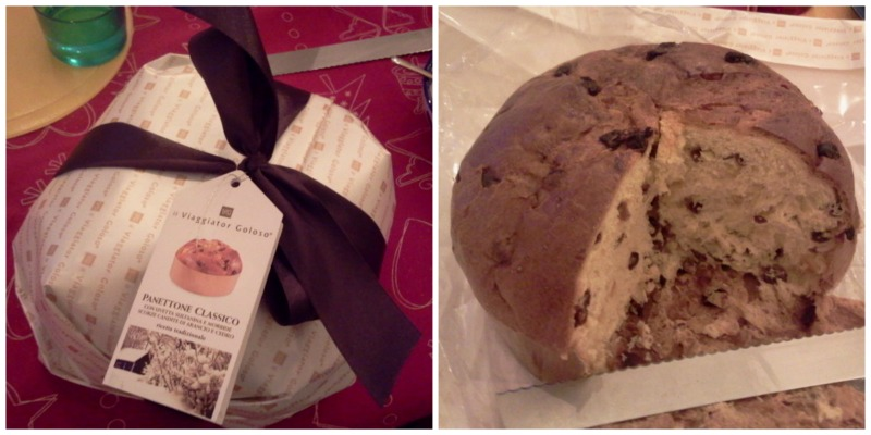 Panettone Collage