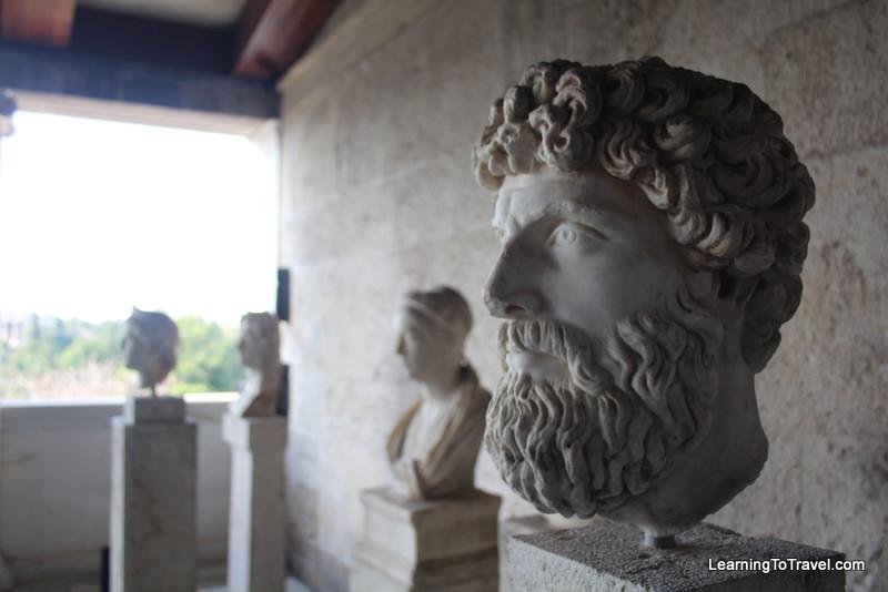 Greek Statues