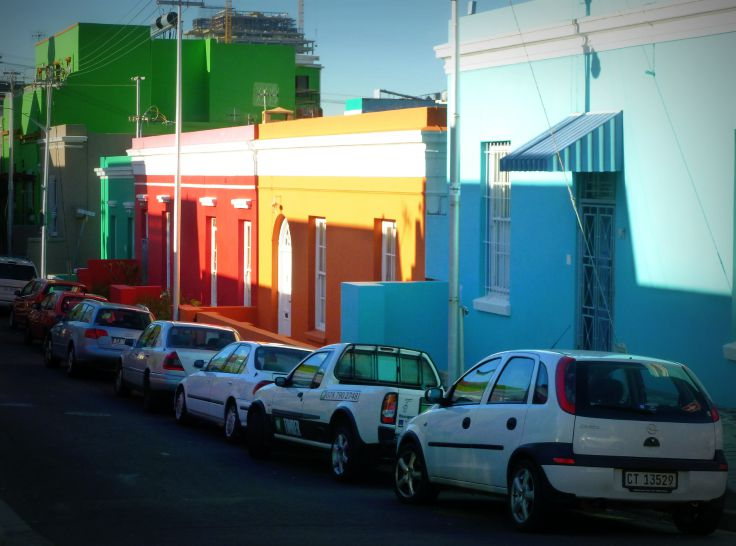 bo kaap neighborhood in cape town