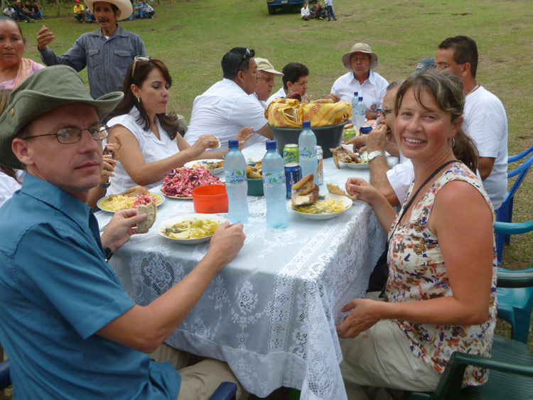 joyce and daryle dickens in chiquimula guatemala