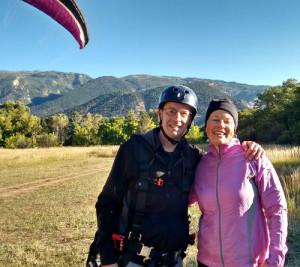 paragliding glenwood springs colorado
