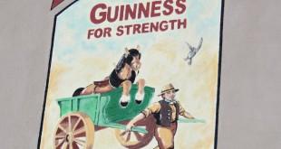 guinnes for strength sign in Ireland