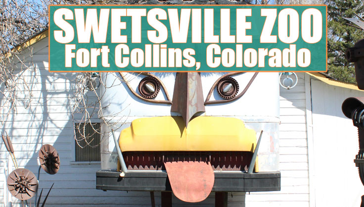 Swetsville Zoo In Fort Collins Colorado