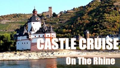 Viking Rhine River Cruise - Castles